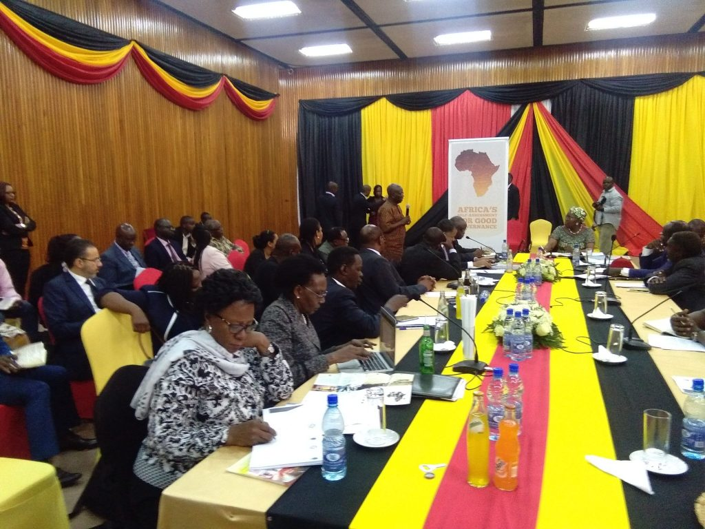 MultiParty Politics Has Affected The Freedom  of MPs Kadaga