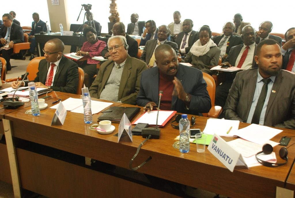 Let's negotiate as a block, ACP MPs tell African Union