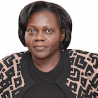 Sara Opendi, state minister for health