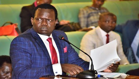 -MP Hassan Kaps Fungaroo care taking the docket for the Leader of Opposition in Parliament, holding government to account for plaguing Nodding disease in affected Northern region districts.