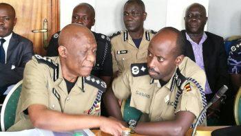 Kirumira Is Indisciplined –IGP Ochola