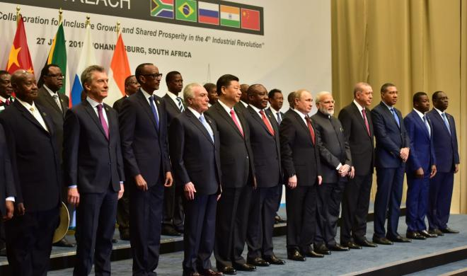President Museveni woos BRICS to East Africa