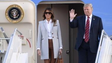 Trump blames Washington for poor Russia ties ahead of Putin summit