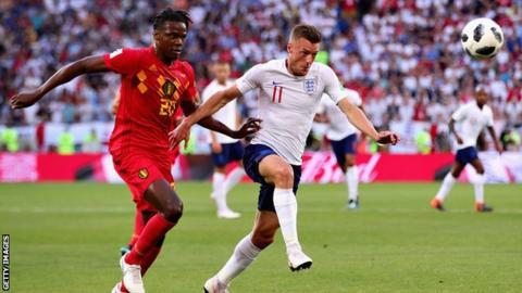 Jamie Vardy: England striker to step aside from international football