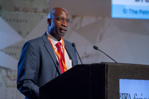 The Government of Uganda promotes oil and gas projects at Africa Oil Week 2018