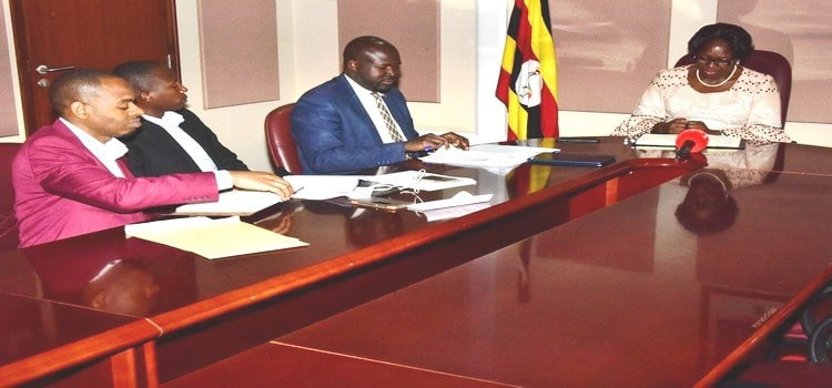 Improve media performance in Uganda – Kadaga