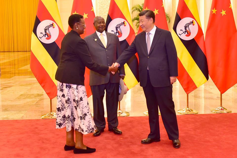 Uganda, China Sign Three Pacts as Museveni Meets Jinping