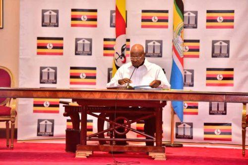Museveni s Full Speech on -Urban Crime