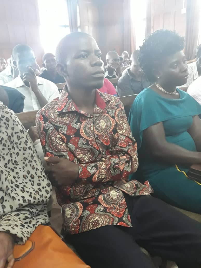 Rwabwogo's stalker Brian Isiko freed but not free