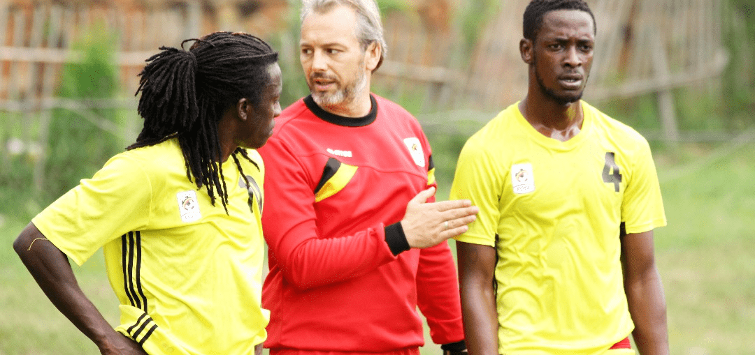 New Comers In the Cranes Coach 33 Man Squad
