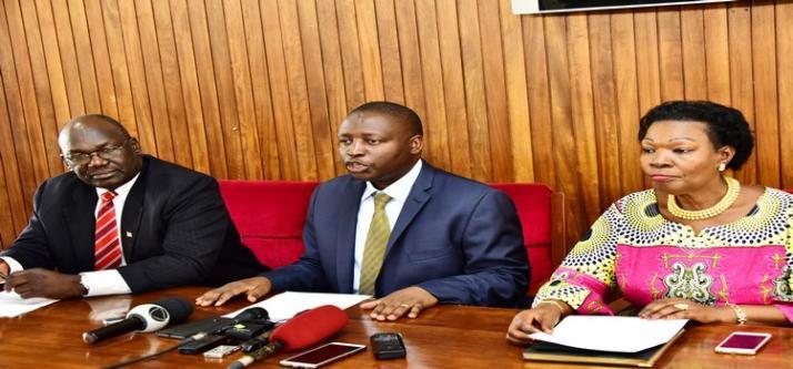 Parliament to host 20th National Prayer Breakfast