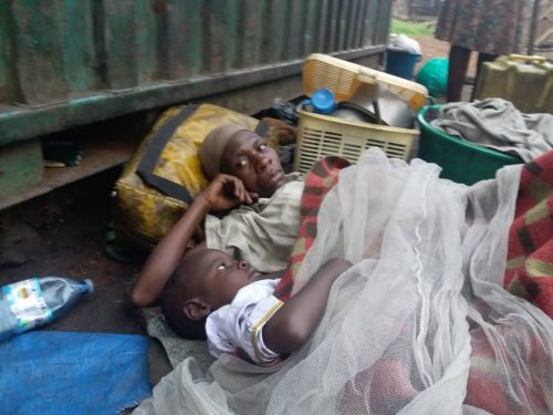 Ugandan Mps Shocked To See Mother of 2 on Streets