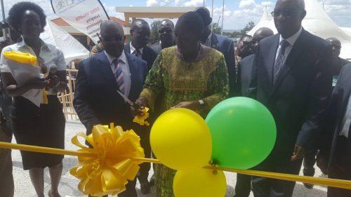 Kadaga commissions Auditor General's Moroto Regional Office