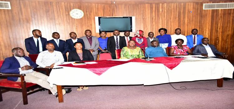 Avoid attacking individuals, Kadaga tells scribes