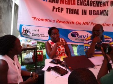 Uganda Starts New HIV Injectable Drug Research Today