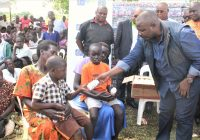 NMS Donates 10 Millions to Nodding Disease Victims