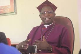His Grace The Arch Bishop Of The Chirch Of Uganda, Stanley Ntagali.