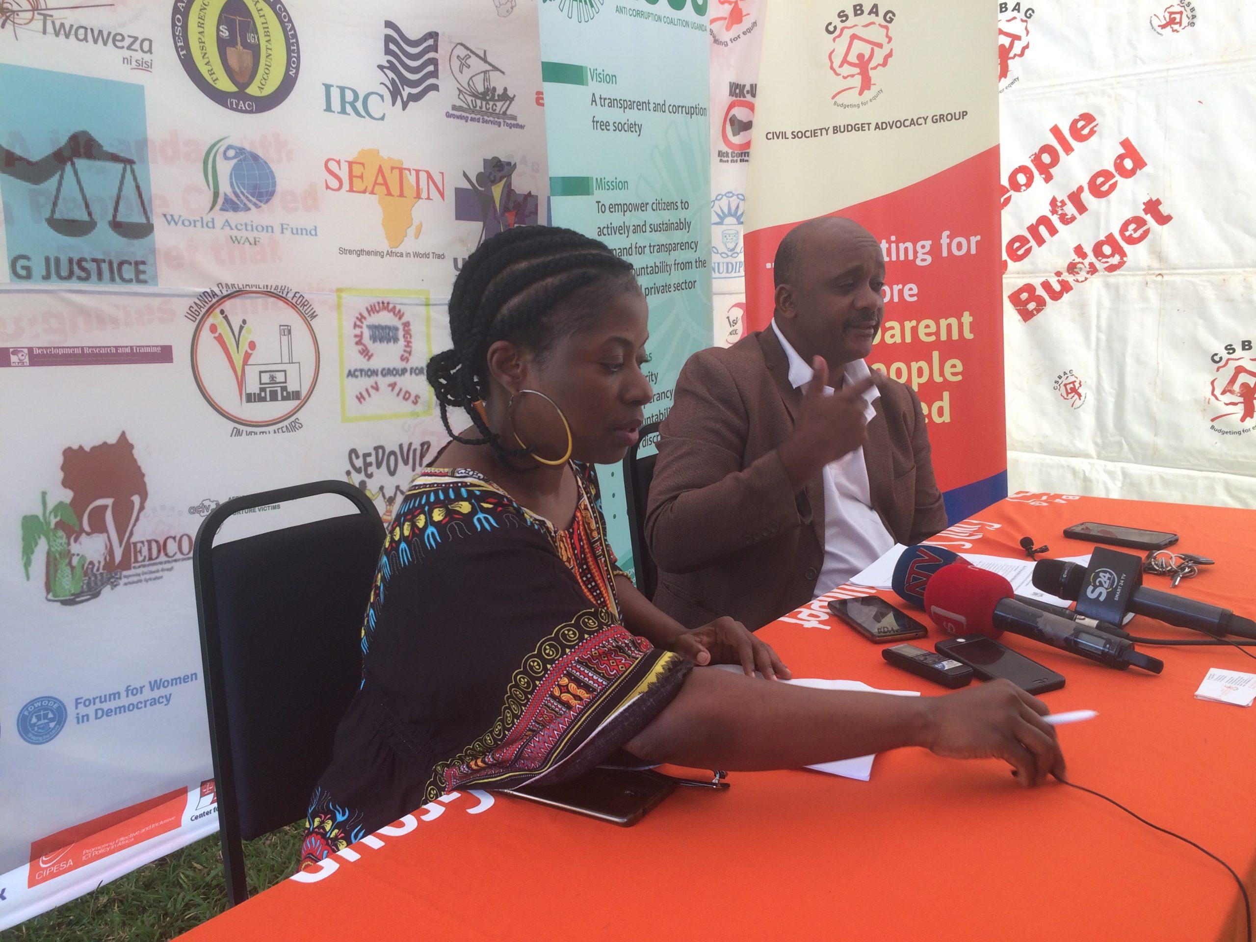 Cissy Kagaba & Julius Mukunda
