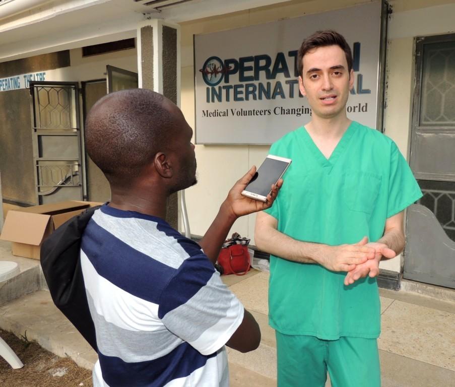Dr. Alexander Barash