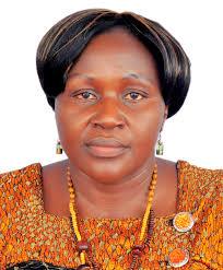 Kole  Woman MP District (NRM) Judith Alyek