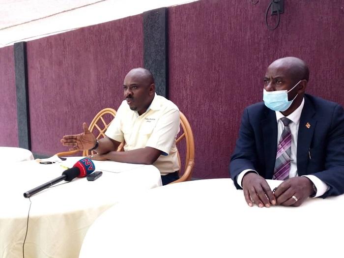 Workers Member of Parliament Aston Arinaitwe Rwakajara