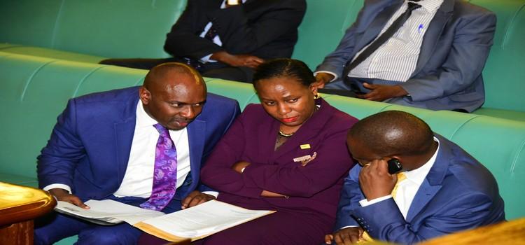 Workers MP Arinatwe Rwakajara