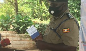 Police Launch Crowd Enforcement Manual, As Cheptegei Is Promoted